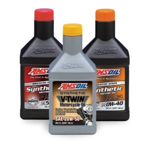 Amsoil V-Twin Synthetic Oil